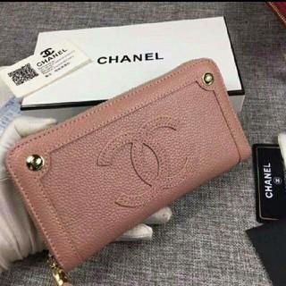 CHANEL - 人気!CHANEl 長財布
