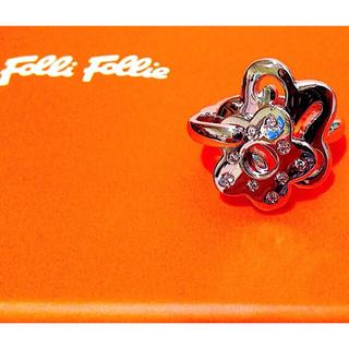 フォリフォリ(Folli Follie)の★Folli Follie  フォリフォリ Flower シルバーリング(リング(指輪))