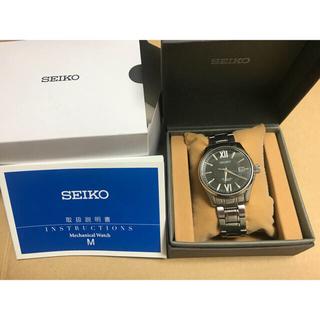 SEIKO - SEIKO セイコー プレザージュメカニカル 腕時計 SARX003