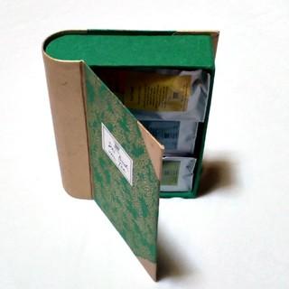 デンメア クリスマスティーセット ブック型ギフトボックス入り ウィーンの紅茶