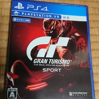 PlayStation4 - グランツーリスモSPORT 通常版