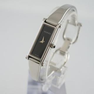 Gucci - グッチ レディース 腕時計 1500 L USED美品 即日発送