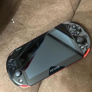 PlayStation Vita - Vita PCH-2000 美品 特有の背面傷も寡少