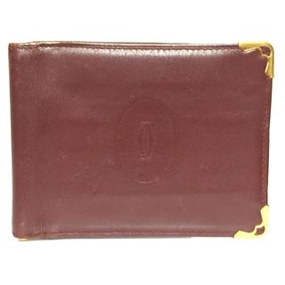 カルティエ(Cartier)のCartierの財布(折り財布)