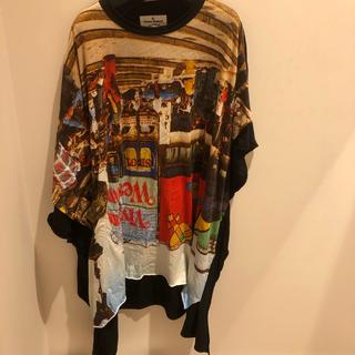Vivienne Westwood - vivienne  westwood*ピカデリーサーカスビッグTシャツ