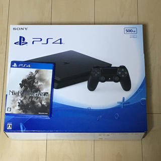 PlayStation4 - PS4 本体 CUH-2000AB01 500GB ニーアオートマタ付き