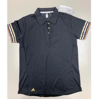 adidas - 新品未使用 アディダス  ゴルフ レディース  ポロシャツ ブラック