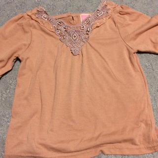 アクシーズファム(axes femme)のaxeskids110センチ薄い長袖(Tシャツ/カットソー)