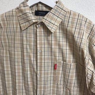 GOGOSING - ソニョナラ チェックシャツ
