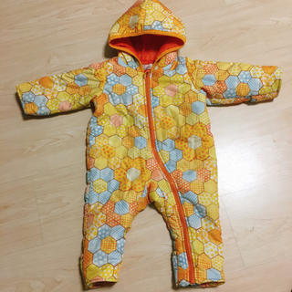 WILL MERY - 【即購入OK】80センチジャンプスーツ