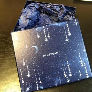 ジルスチュアート(JILLSTUART)の新品 ジルスチュアート 箱 box(ショップ袋)