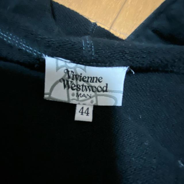 Vivienne Westwood(ヴィヴィアンウエストウッド)の限定価格! パーカー ♡ Vivienne Westwood メンズのトップス(パーカー)の商品写真