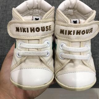 ミキハウス(mikihouse)のミキハウス ファーストシューズ 12.5cm(スニーカー)