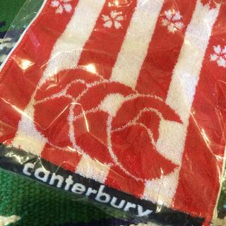CANTERBURY - 【未使用】Canterbury タオル