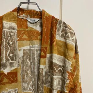 ヨウジヤマモト(Yohji Yamamoto)の古着   VINTAGE羽織ジャケット(ノーカラージャケット)