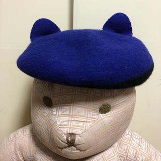 TSUMORI CHISATO - 【送料無料】TSUMORI CHISATO cat's ネコミミ 猫 ベレー帽