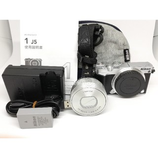 Nikon - ⭐極少621S!⭐ニコンミラーレス Nikon1 J5ズームレンズキット