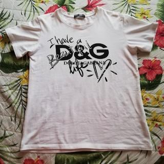 DOLCE&GABBANA - プリントT シャツ