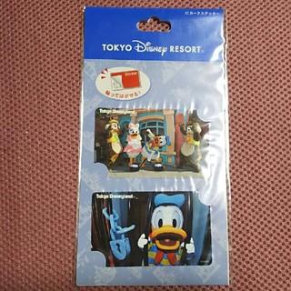 Disney - ディズニードナルドダックICカードステッカー