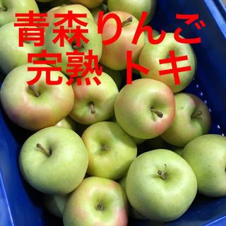 青森りんご トキ 完熟りんご