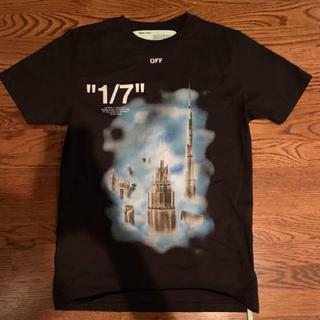 オフホワイト(OFF-WHITE)のオフホワイト tシャツ(Tシャツ/カットソー(半袖/袖なし))