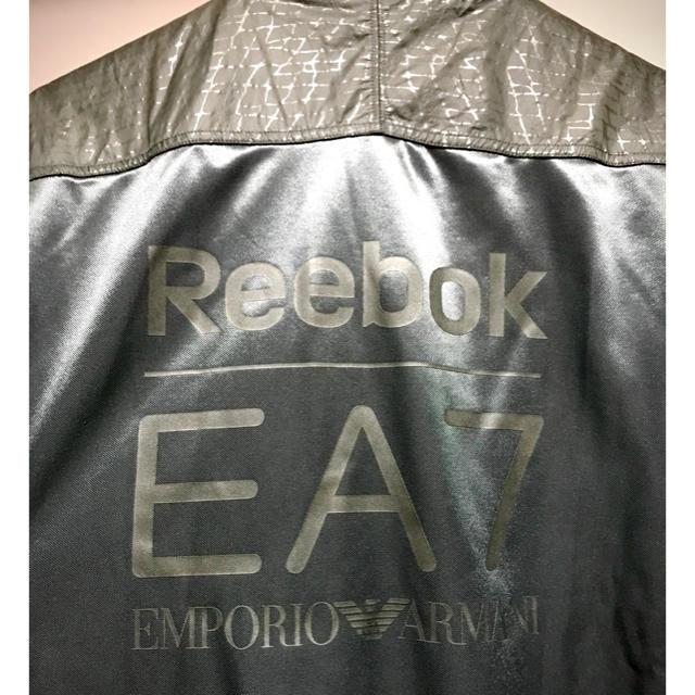 Emporio Armani(エンポリオアルマーニ)のEMPORIO ARMANI EA7 × Reebok コラボジャージ メンズのトップス(ジャージ)の商品写真