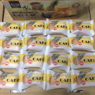 台湾 パイナップルケーキ 2箱分 16個  クッキーみたい