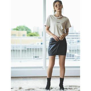 ジェイダ(GYDA)のgyda ドッキングタイトスカート(ミニスカート)