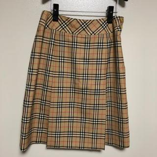 BURBERRY - バーバリーズ ヴィンテージ  チェック スカート
