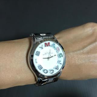 マークバイマークジェイコブス(MARC BY MARC JACOBS)のマークバイマークジェイコブス 時計 難あり(腕時計)