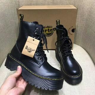 UK5ドクターマーチン Dr.Martens 新品 厚底ブーツ 革靴 正規品