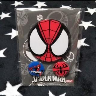 USJ - スパイダーマン バッチセット♡