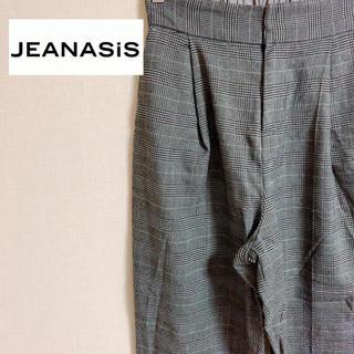 ジーナシス(JEANASIS)のジーナシス  カジュアルパンツ グレンチェック(カジュアルパンツ)
