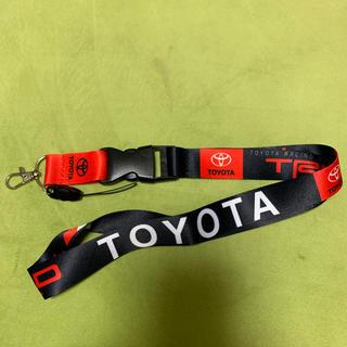 トヨタ TRD ネックストラップ