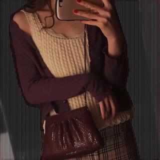 ロキエ(Lochie)のvintage Knit camisole(キャミソール)