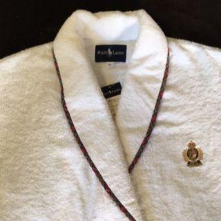 ラルフローレン(Ralph Lauren)のラルフローレン 新品タグ付き バスローブ(ルームウェア)