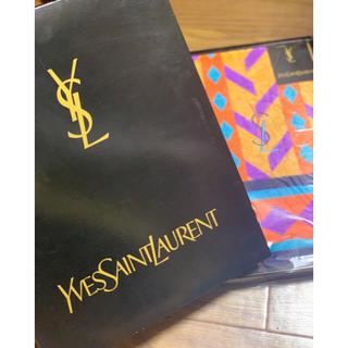 イヴサンローランボーテ(Yves Saint Laurent Beaute)のイブサンローランバスタオル(タオル/バス用品)