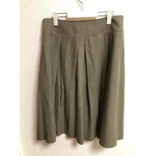 23区 - 23区  大きいサイズウールスカート