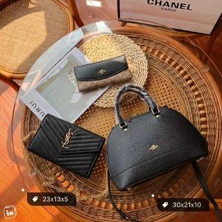 COACH - COACH ハンドバッグ YSLショルダーバッグ 財布 セット 大人気