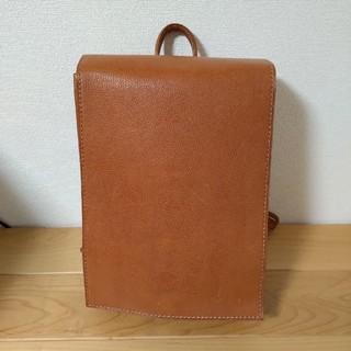 ツチヤカバンセイゾウジョ(土屋鞄製造所)のもえもえ様専用【美品】土屋鞄 OTONA ランドセル 002wide ブラウン(バッグパック/リュック)