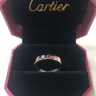 カルティエ(Cartier)のカルティエ リング ラブリンク 指輪(リング(指輪))