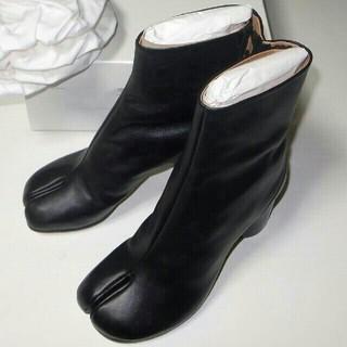 マルタンマルジェラ(Maison Martin Margiela)のマルジェラ 足袋ブーツ 39(ブーツ)
