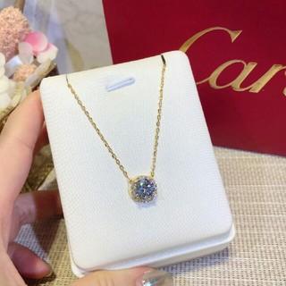 Cartier - Cartier カルティエ ダイヤモンド ネックレス