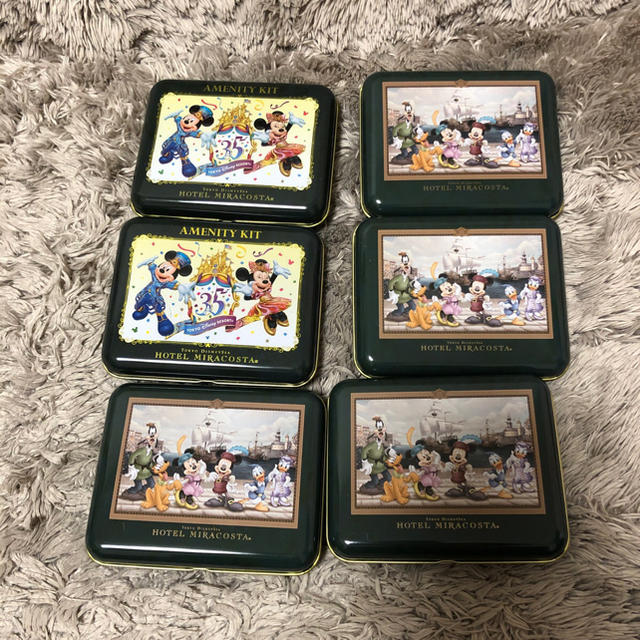 Disney(ディズニー)のミラコスタ アメニティ インテリア/住まい/日用品の日用品/生活雑貨/旅行(旅行用品)の商品写真