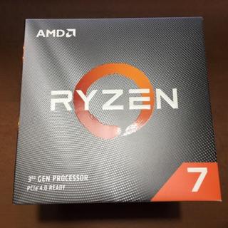 Ryzen7 3700X  新品未開封   ライゼン7 AMD CPU