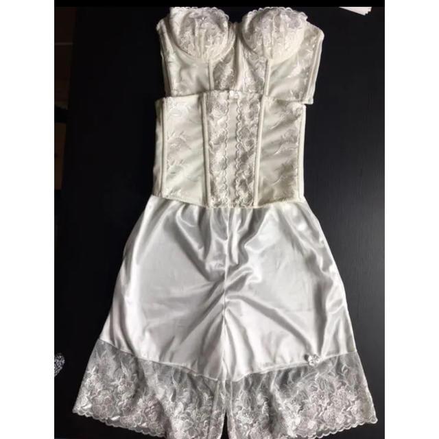 ブライダルインナーセット 花嫁 挙式 二次会 レディースの下着/アンダーウェア(ブライダルインナー)の商品写真