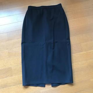 ジーユー(GU)のタイトスカート   GU(ひざ丈スカート)
