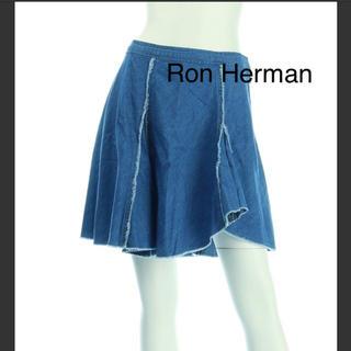 Ron Herman - Ron Herman デニムフレアスカート ロンハーマン