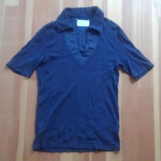 マルタンマルジェラ(Maison Martin Margiela)のメゾンマルタンマルジェラ ポロシャツ(ポロシャツ)
