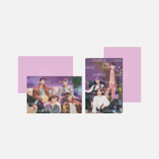 防弾少年団(BTS) - [MAGIC SHOP] LENTICULAR POSTCARD SET 未開封